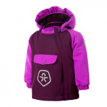 COLOR KIDS Skijas Raido Purple Cactus - Paars - Gr.74 - Meisjes