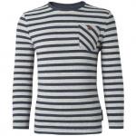 noppies Overhemd met lange mouwen Nebida donkerblauw - Blauw - Gr.Babymode (6 - 24 maanden) - Jongen