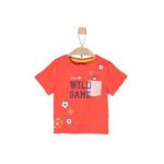 s.Oliver Boys T-Shirt oranje