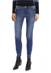 ONLY Jdyregular Jake Enkel Skinny Jeans Dames Blauw