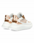 Shabbies Amsterdam Sneakers Dames (Wit)