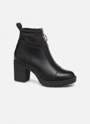 Boots en enkellaarsjes ONLBARBARA HEELED SOCK BOOTIE 15184240 by ONLY