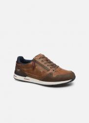 Mustang - Heren Sneakers - Cognac