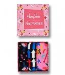 Sokken '3-Pack Pink Panther Sock Box '