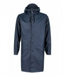 Rains Regenjassen Long Jacket Blauw