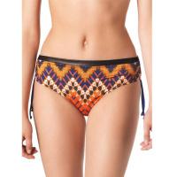 Parah Badmode Dames bikini slip Etno Chic oranje