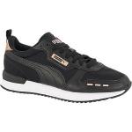 Puma R78 Sneaker Dames Zwart