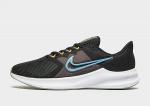 Nike Downshifter 9 Heren - Black/Total Orange/Dark Smoke Grey/Coast - Heren