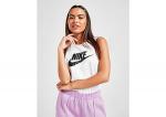 Nike Nike Sportswear Tanktop met lage armsgaten voor dames - White/Black - Dames