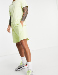 adidas Originals LOUNGEWEAR Trefoil Essentials Short - Yellow Tint - Heren