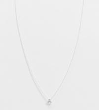 Kingsley Ryan - Ketting met bolletjes-hanger in echt zilver