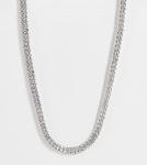 True Decadence - Exclusives - Chokerketting met kristallen-Zilver