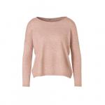 ONLY fijngebreide trui roze
