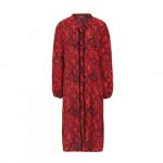 Geisha jurk 97573-42 in het Rood