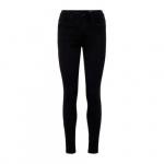 VERO MODA Vmsophia High Waist Skinny Jeans Dames Zwart