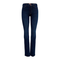 ONLY Onlpaola Hw Flared Jeans Dames Blauw
