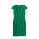 Mango jurk groen