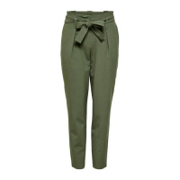 ONLY tapered fit broek groen