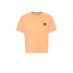 Tommy Jeans T-shirt oranje