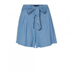 VERO MODA Loose Fit Shorts Dames Blauw