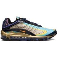Nike Air Max Deluxe AJ7831-400 Blauw / Oranje-42 maat 42