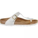 Birkenstock Gizeh slippers wit