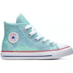 Converse All Stars Chuck Taylor 763547C Blauw / Groen-23