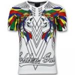 Golden Gate T shirts kopen heren wit