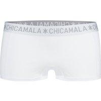 Muchachomalo Women 1-pack boxershort solid wit