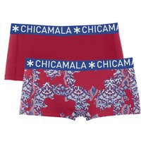 Muchachomalo Women 2-pack boxershort dna