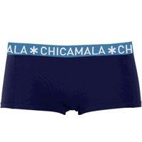 Muchachomalo Women 1-pack boxershort solid blauw
