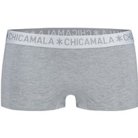 Muchachomalo Women 1-pack boxershort solid grijs