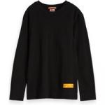 Scotch Shrunk T-shirt 151469 zwart
