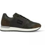 Antony Morato Sneakers MMFW01219-LE500019 Military Green-40 maat 40