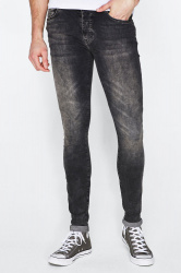 Cars Jeans Cars Jeans DUST Super Skinny Black Used