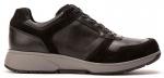 Xsensible Stretchwalker Heren Sneakers (Zwart)