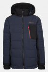 Protest Slope JR SnowJas Kids Donkerblauw