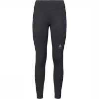 Odlo Bl Long Smooth Soft Broek Dames Zwart