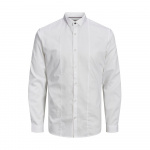 JACK & JONES Smoking Overhemd Heren White