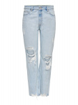 ONLY Onldreamer Life Straight Fit Jeans Dames Blauw