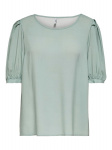 ONLY Loose Fit Top Dames Green