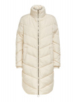 ONLY Padded Coat Dames Grijs