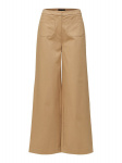 SELECTED High-waist Chino Dames Beige