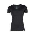 RJ Bodywear Good Life Men Deep V-Shirt Black