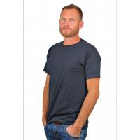 Alan Red Derby Extra Lang T-Shirt Navy (2-Pack) - Blauw maat XL