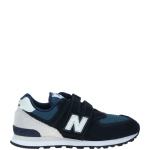 New Balance 574 Sneaker Blauw