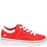 Skechers Heritage Sneaker Dames Rood