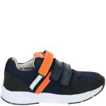 IK-KE Sneaker Blauw/Zilver/Oranje