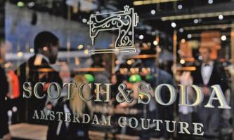 Scotch and soda sale herenkleding