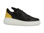 Filling pieces Low Top Angelica Mix Black / Yellow-40 maat 40
